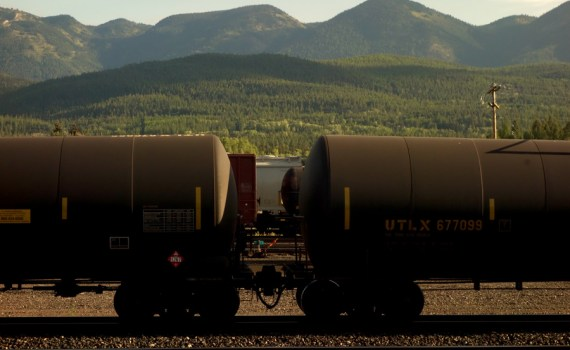 Pit Productions Train In The Mountains Montana