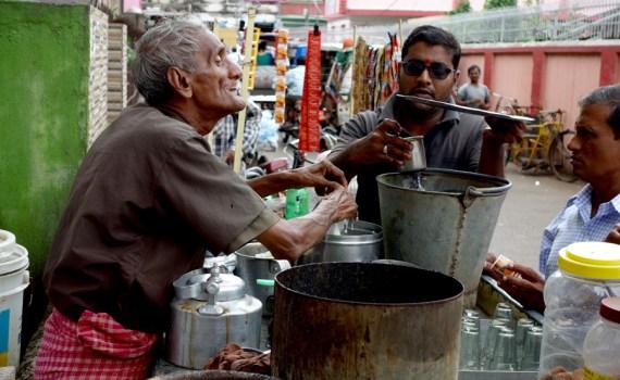 Chaiwala Puri