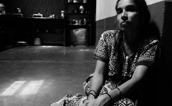Woman in Kitchen Sirsi
