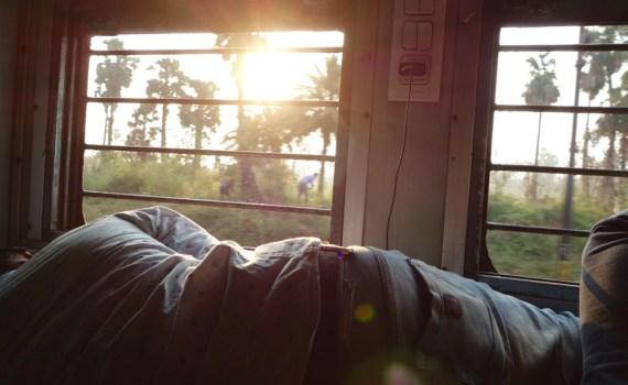 Train to Odisha
