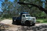 Truck after Dumping