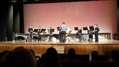 FHS Percussionists