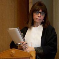 Η Αικατερίνη Σακελλαροπούλου αρνείται να γίνει Πρόεδρος της Δημοκρατίας, αν δεν εκδικαστεί η υπόθεση του Noor 1