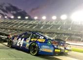 Elliot at Daytona