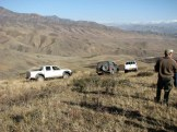 4wd Training in Kyrgyzstan - Fall 03