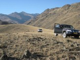 4wd Training in Kyrgyzstan - Fall 05
