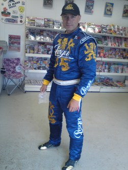 knight in sparco, Daniel Landa
