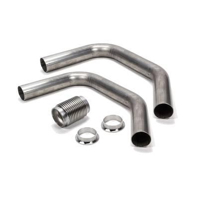 hooker headers turbo crossover pipe