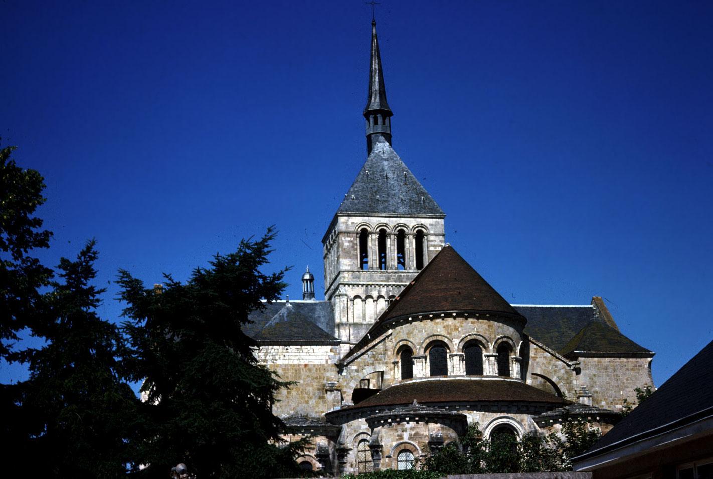 Medieval Saint Beno 238 T Sur Loire