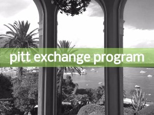 Pitt Exchange Program