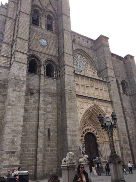 Catedral of Avila