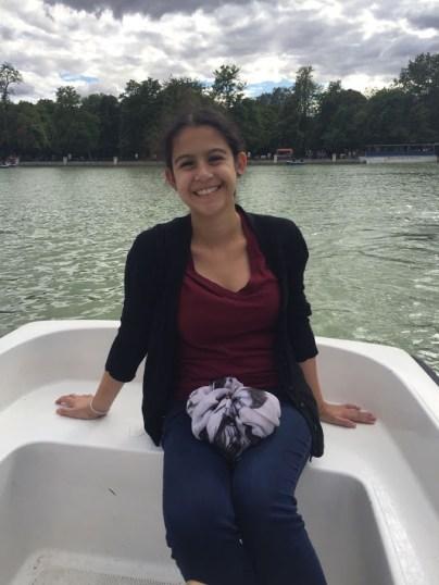 Parque Retiro-boats