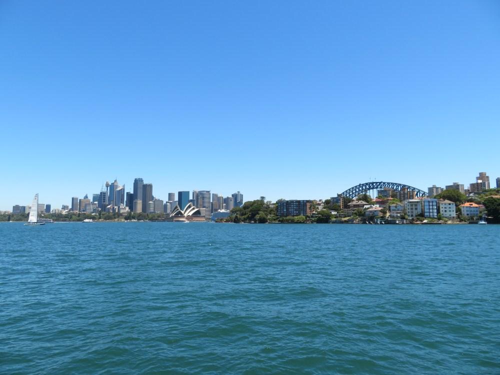 Sydney Harbor Baby