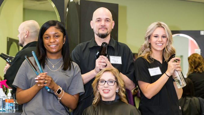 pcc to take ownership of mitchell's hairstyling academy