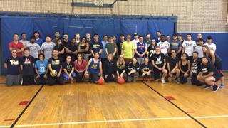 Dodgeball Fundraiser