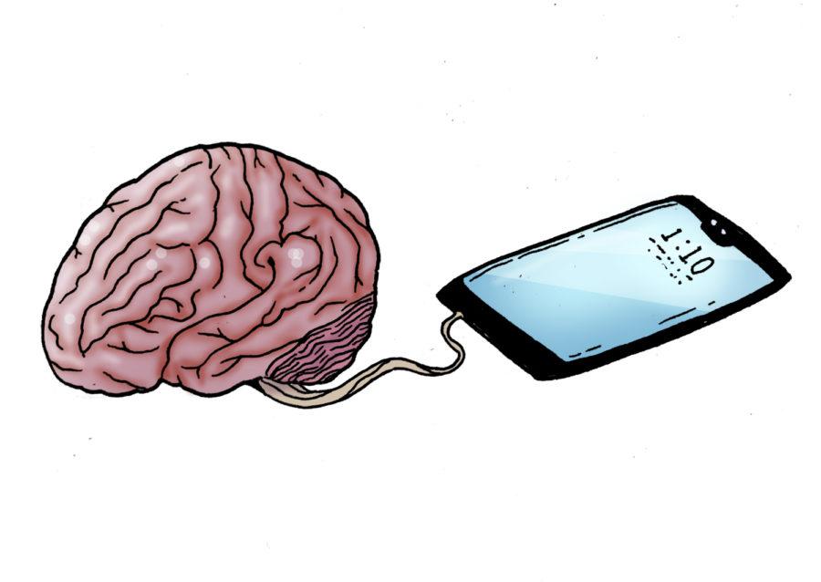 Smartphones causing huge health problems