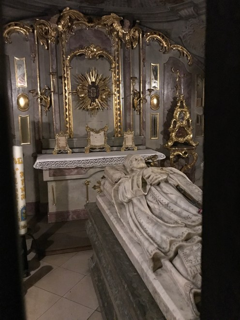 Cathedral of Augsburg Crypt