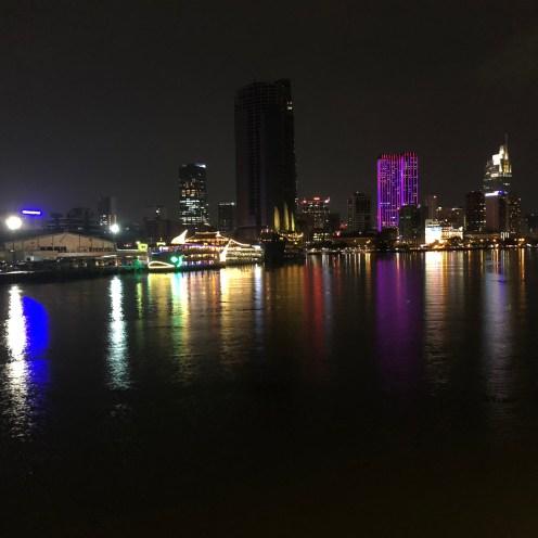 Views from the Saigon River