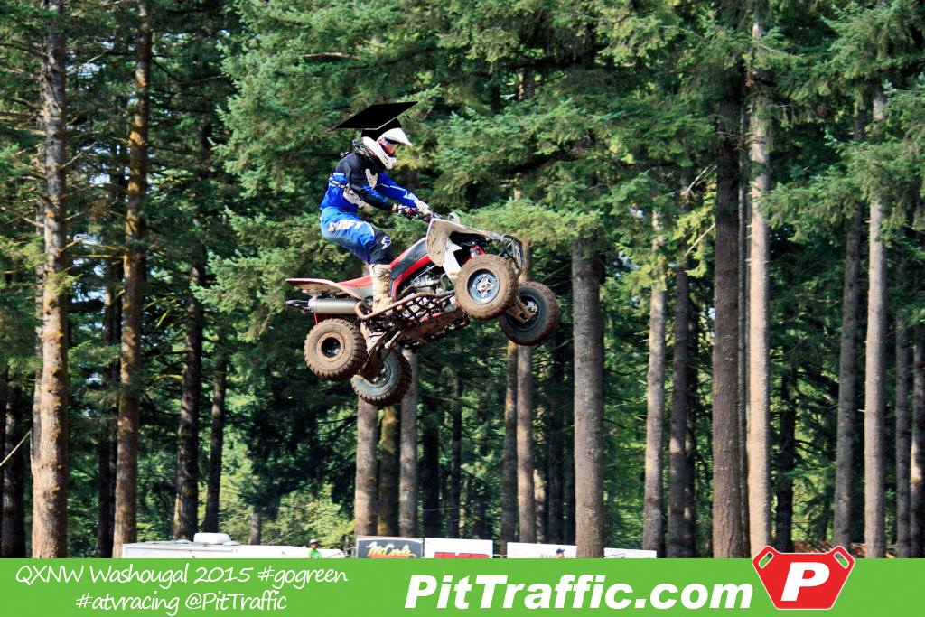 College Students Learn and Benefit from Motocross