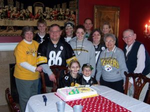 steeler-family