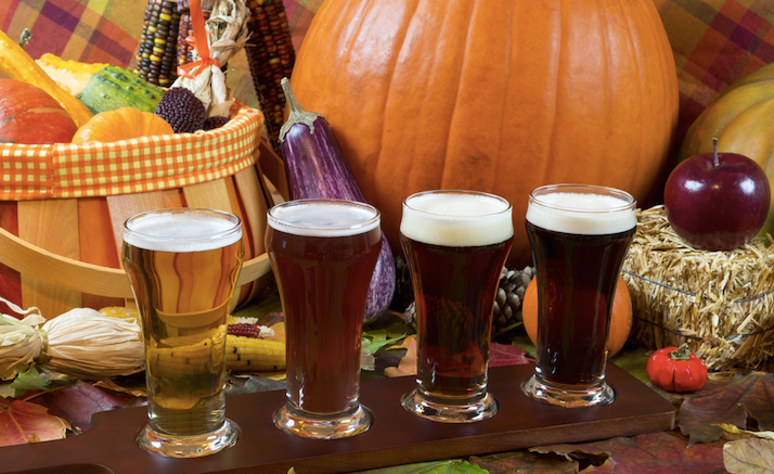 5 Places to Get Your Pumpkin Beer Fix this Fall