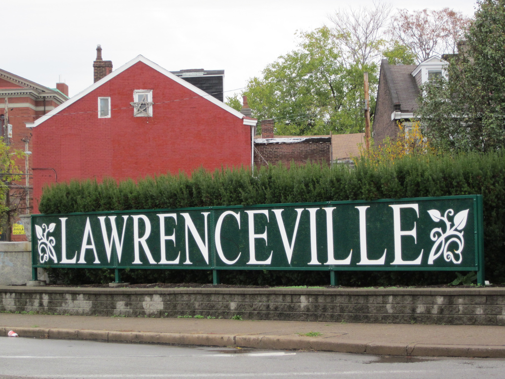 Lawrenceville Sign