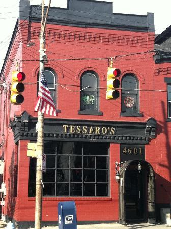 tessaros italian restaurants in bloomfield