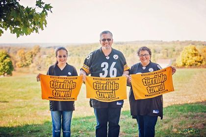 Pittsburgh Beautiful Terrible Towel