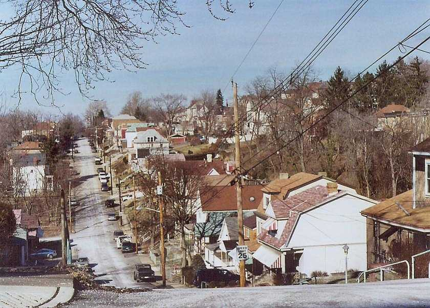 Hilly Streets of Beechwood