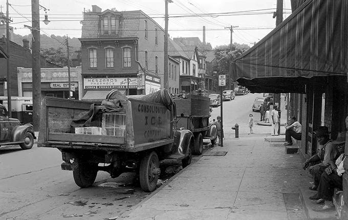 Hazelwood Ave. c. 1943