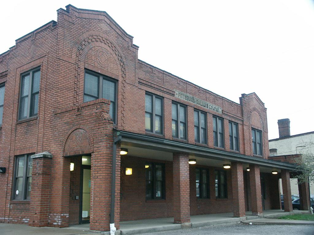 Old Hazelwood Trolley Station