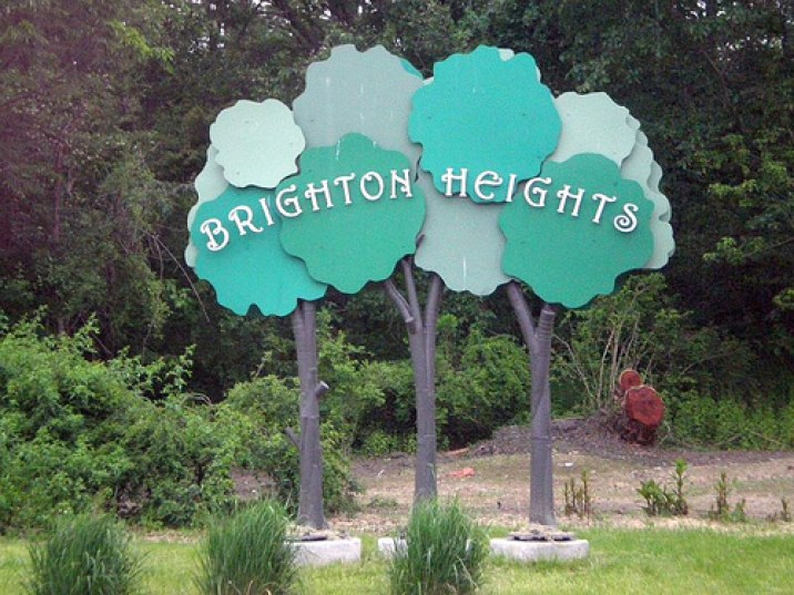 history of Brighton Heights