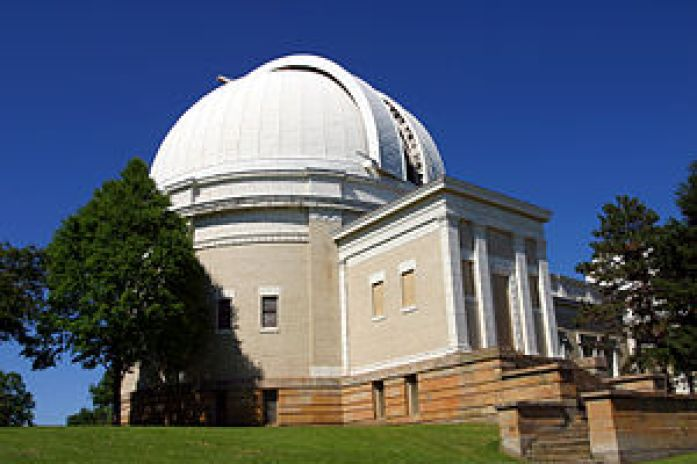 history of Observatory Hill
