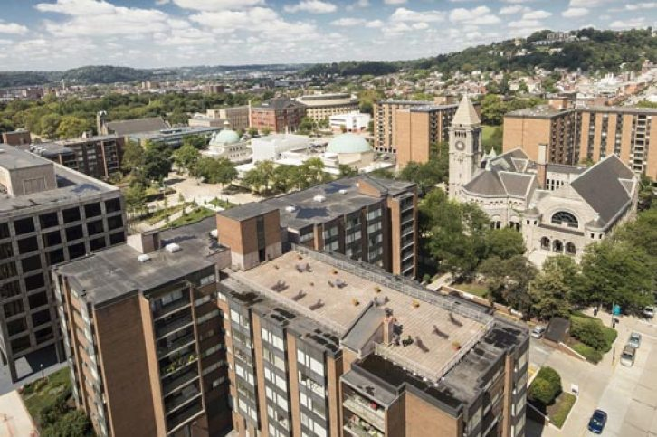 history of Allegheny Center