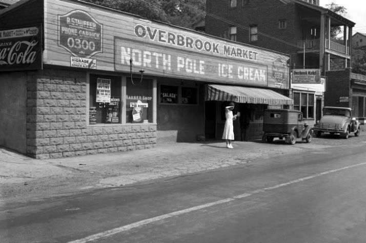 history of overbrook