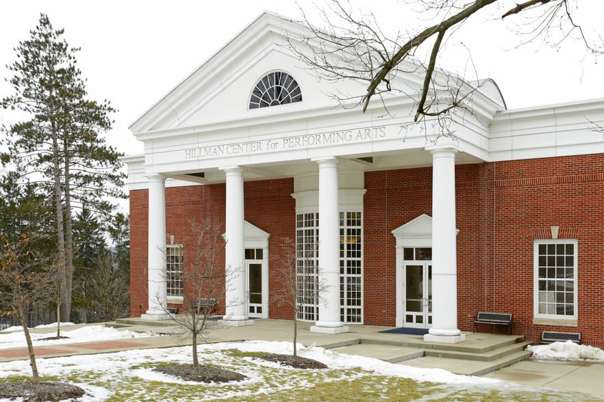 History of Fox Chapel