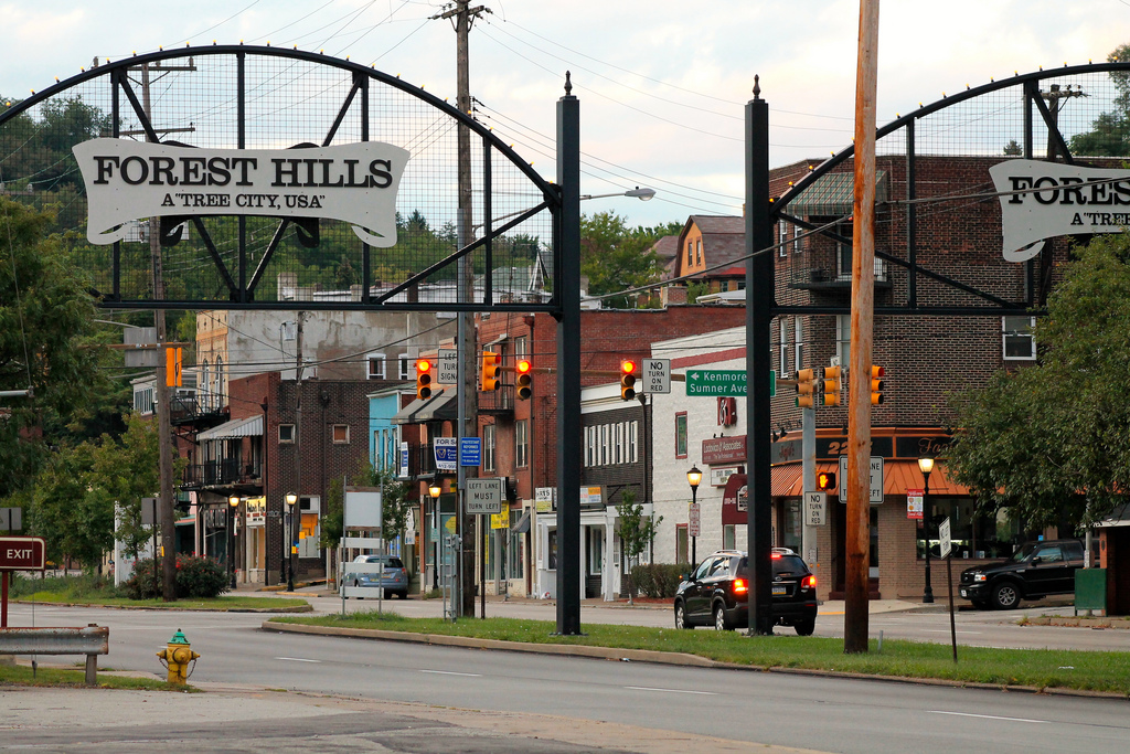 History of Forest Hills