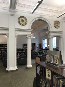 Study Spots at Pitt