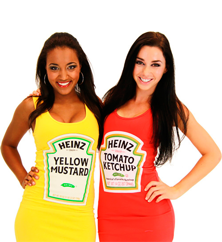 Halloween Costumes  sc 1 st  Pittsburgh Beautiful : mustard and ketchup halloween costumes  - Germanpascual.Com