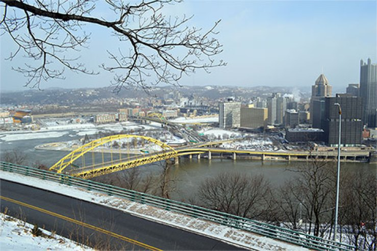 Christmas Lights Pittsburgh