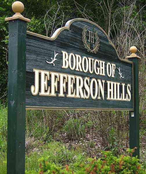 Pittsburgh Suburb: History of Jefferson Hills