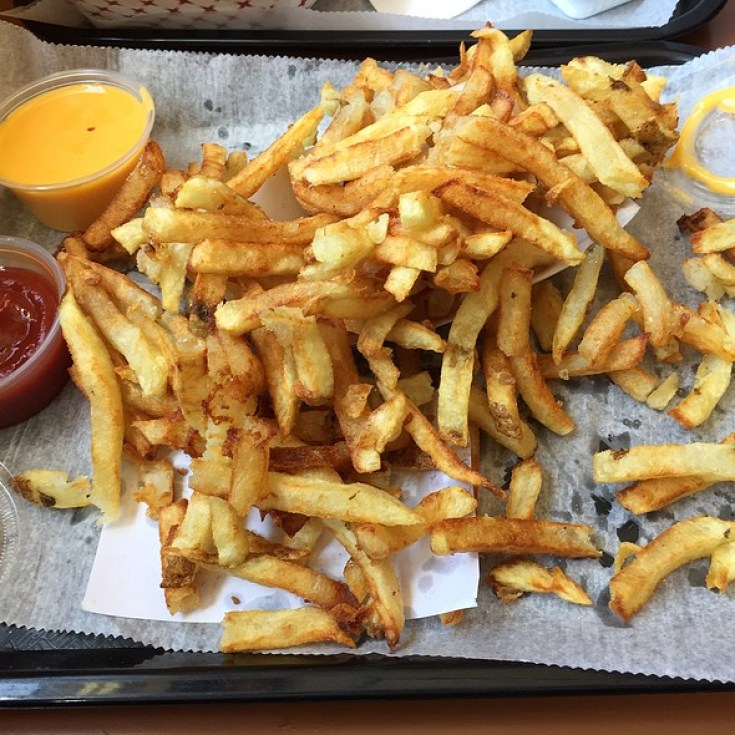 Best French Fries in Pittsburgh