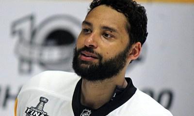 Pittsburgh Penguins Trevor Daley