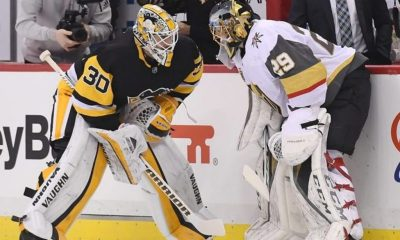 Penguins trade rumors, Matt Murray Marc-Andre Fleury
