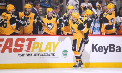Phil Kessel Goal Celebration