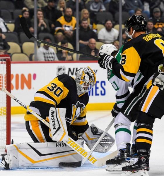 Pittsburgh Penguins Brian Dumoulin