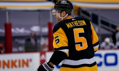 Pittsburgh Penguins, Mike Matheson