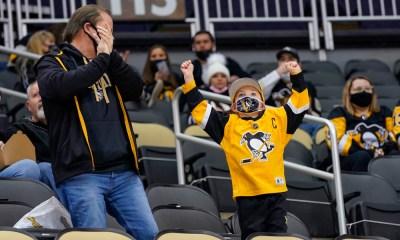 Pittsburgh Penguins fans