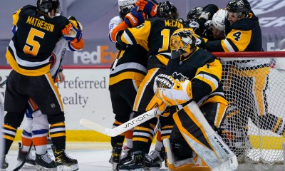 Pittsburgh Penguins Round One NHL Playoffs, New York Islanders