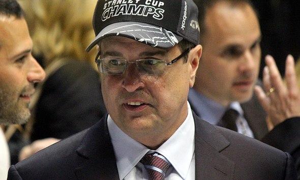 Pittsburgh Penguins David Morehouse